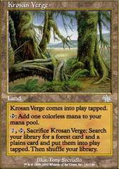 Krosan Verge - Foil