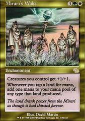 Mirari's Wake - Foil