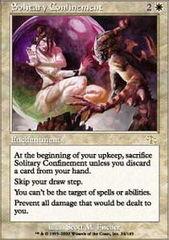 Solitary Confinement - Foil