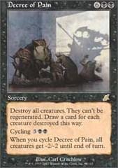 Decree of Pain - Foil