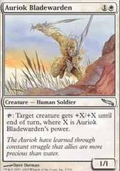 Auriok Bladewarden - Foil