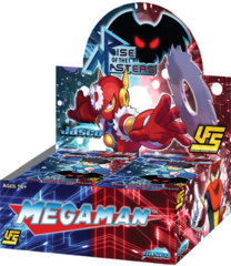 Megaman: Rise of Masters Booster Box