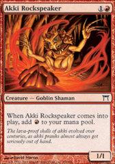 Akki Rockspeaker - Foil
