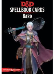 Dungeons & Dragons 5e: Spellbook Cards - Bard (Second Edition)