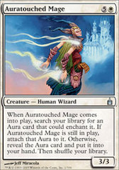 Auratouched Mage - Foil