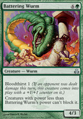 Battering Wurm - Foil