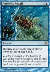 Hurkyl's Recall - Foil