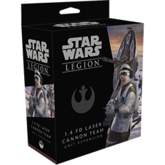 Star Wars: Legion - 1.4FD Laser Cannon Team