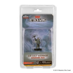 D&D Attack Wing: Air Cult Warrior