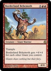 Borderland Behemoth - Foil