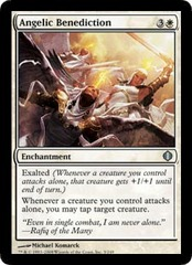 Angelic Benediction - Foil