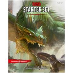 Dungeons & Dragons 5e Starter Box