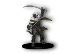 D&D Attack Wing: Drow Elf Ranger Drizzit
