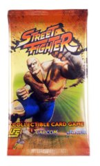 UFS Booster Pack: Street Fighter 2017