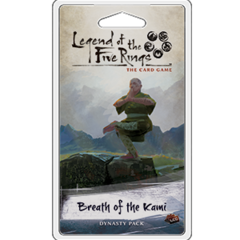 Legend of The 5 Rings Dynasty Pack: Breath of the Kami