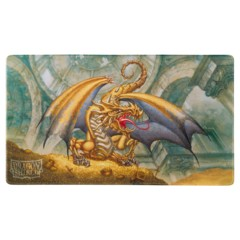 Dragon Shield Art Playmat - Gold