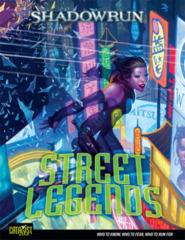 Shadowrun: Street Legends