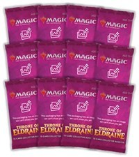 Throne of Eldraine Collector Booster Pack Display (12 Packs) (Ships Oct. 4th)