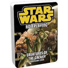 Star wars RPG: creatures of the galaxie