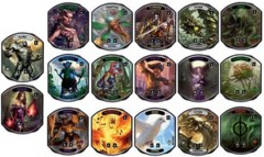 MTG Relic Tokens - Lineage Collection Box