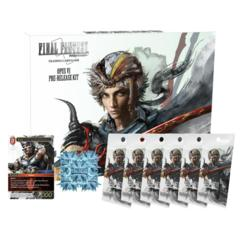 Final Fantasy Tcg: Opus VI Prerelease Kit