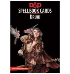 Dungeons & Dragons 5e: Spellbook Cards - Druid (Second Edition)