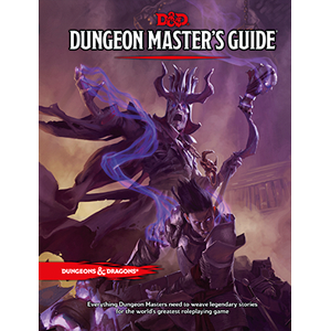 Dungeons & Dragons 5e: Dungeon Master's Guide