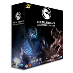 Mortal Kombat 2 Player Starter Set