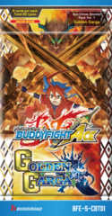 BFE Ace Vol.1 – Golden Garga Climax Booster Pack