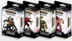Warhammer: Age of Sigmar Destruction Campaign Deck