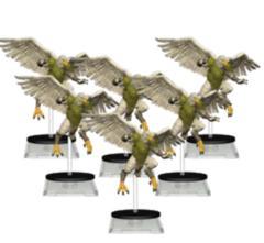 D&D Attack Wing: Aarakocra Troop