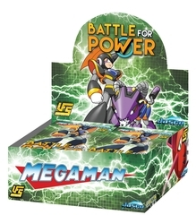 Megaman: Battle for Power Booster Box