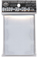 KMC 60ct - Character Guard Sleeve - Silver