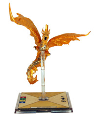 D&D Attack Wing: Gold Dragon