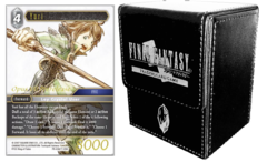 Final Fantasy Opus VII Pre release Kit