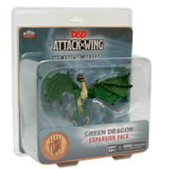 D&D Attack Wing: Green Dragon