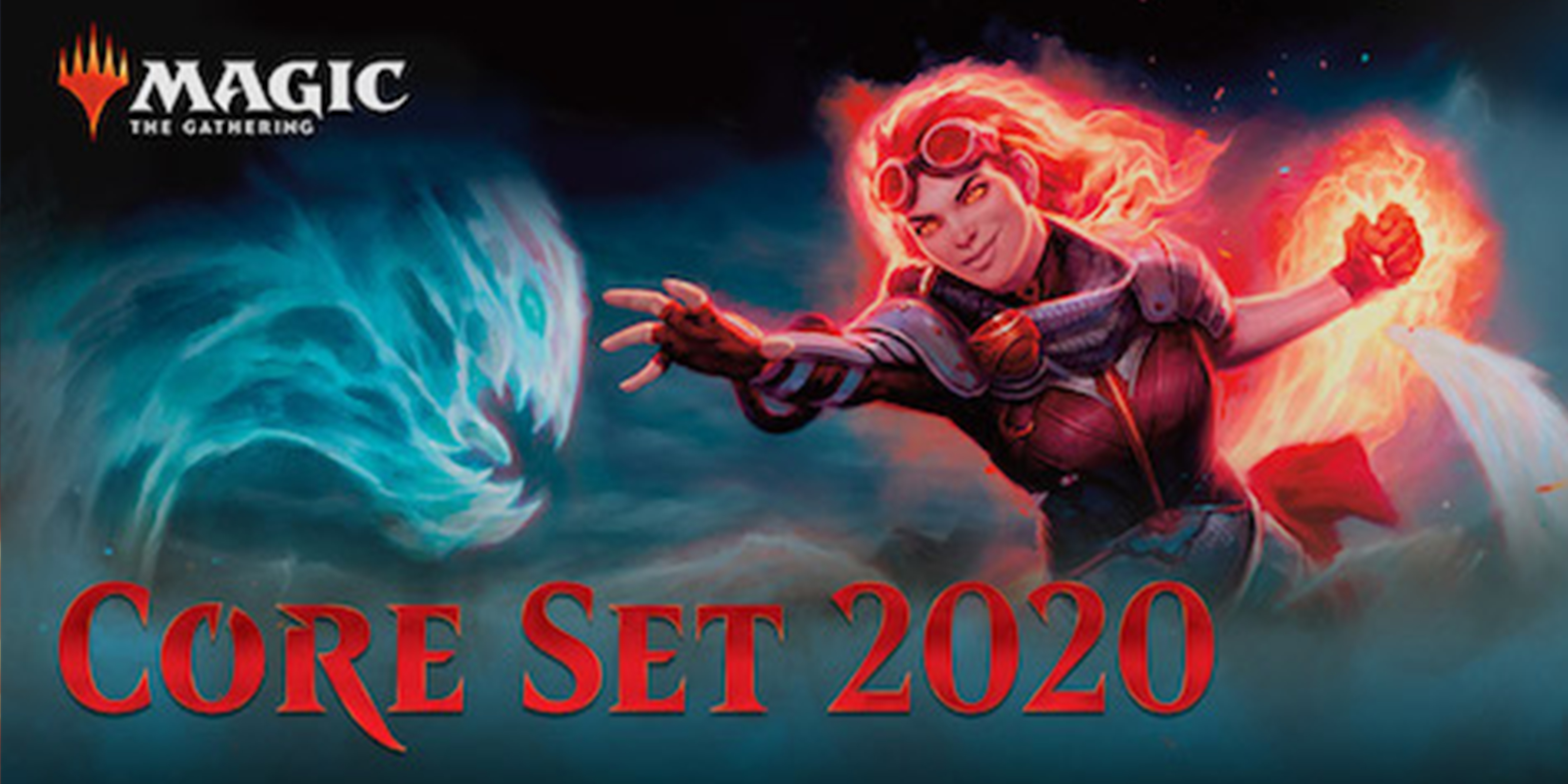 Core 2020 Promo Title