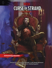 Dungeons & Dragons 5e: Curse of Strahd