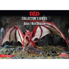 Dungeons & Dragons Collector's Series: Adult Red Dragon