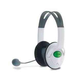 Skip to the beginning of the images gallery MZX - 1000 Stereo Headset For Xbox 360® (White) - Tomee