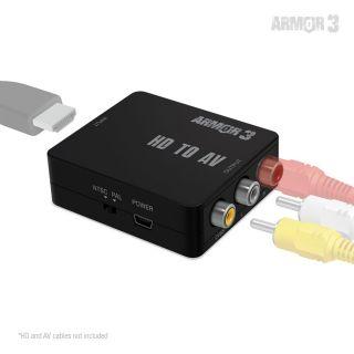 NuScope Converter Box For HD To AV - Armor3