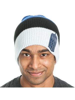 DR.WHO - TARDIS Slouch Beanie