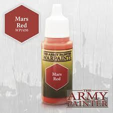Army Painter - Warpaints - Mars Red