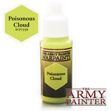 Army Painter - Warpaints - Poisonous Cloud