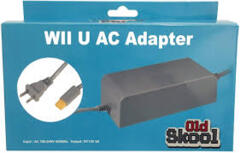 Old Skool - Ac Adapter - Wii