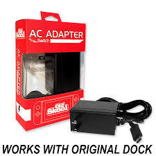 Old Skool - Ac Adapter - Switch