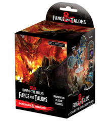 D&D Minis: Icons of the Realms: Set 15: Fangs and Talons Booster