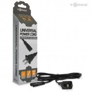 Tomee - Universal Power Cord For PS2 Slim/PS2/PS1/XBOX/Dreamcast
