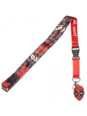 MARVEL - DEADPOOL - LANYARD