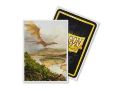 Dragon Shield Sleeves: Art Classic The Oxbow (Box Of 100)